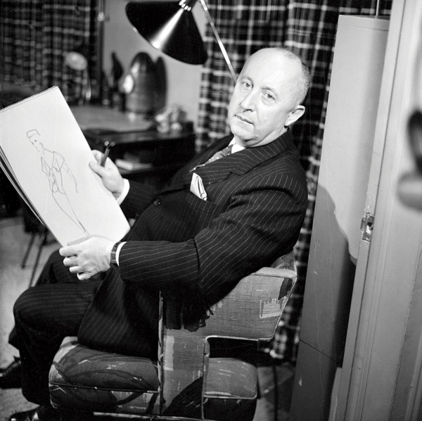 A household name thanks to his clever business deals, Dior was also a talented artist